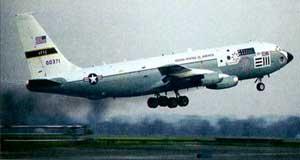 Boeing C-135/KC-135: Специальные модификации » Неизвестная авиация