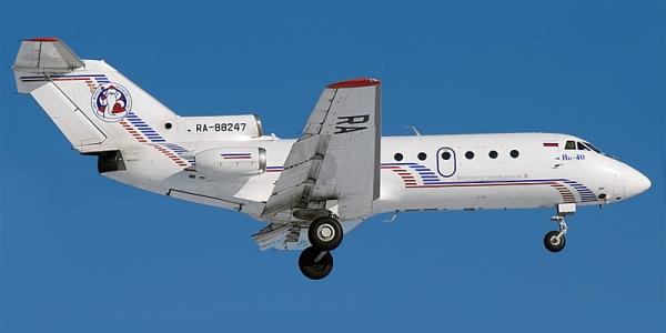 Яковлев Як-40 - пассажирский самолет. Фото, характеристики, отзывы.