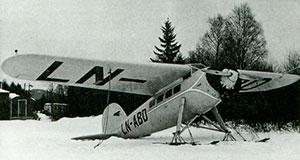 «Фанерные пули» Lockheed Vega/Orion » Неизвестная авиация